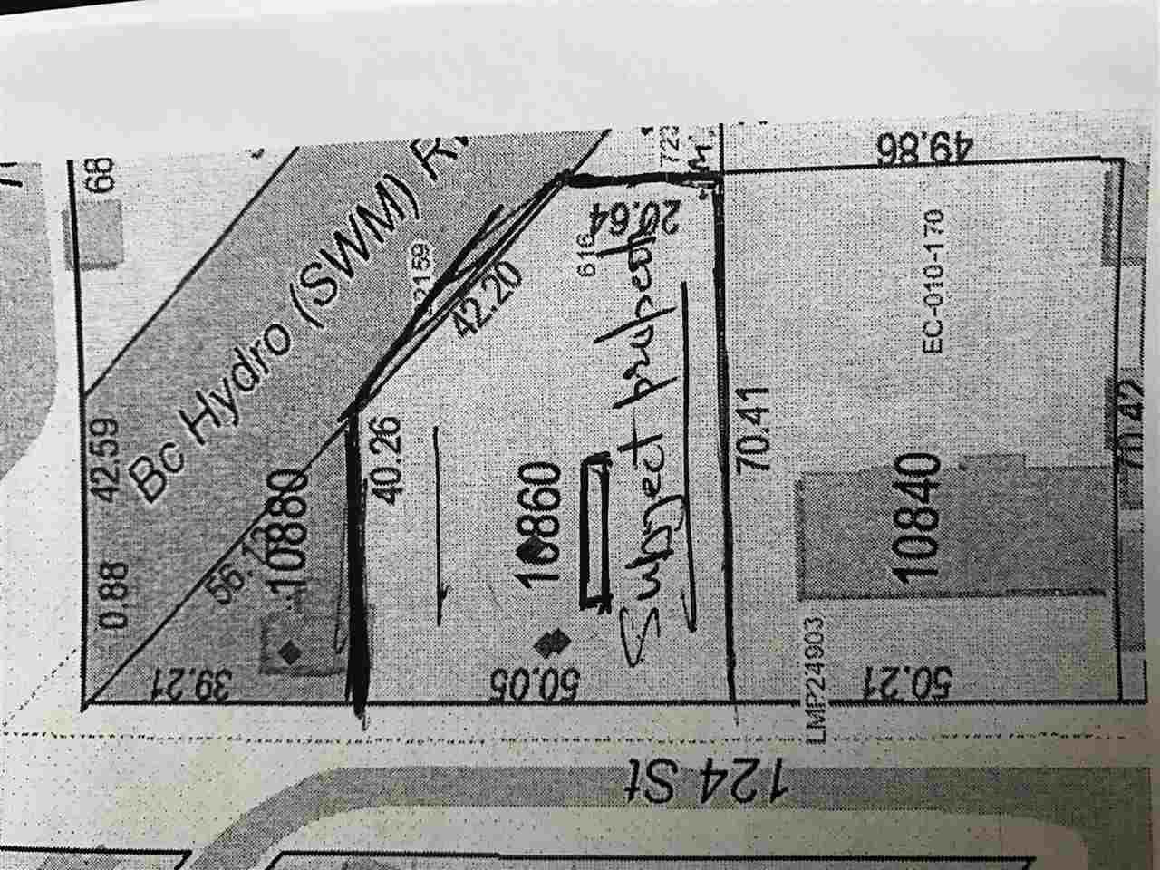10860 124 STREET, Surrey, BC V3V 4T7