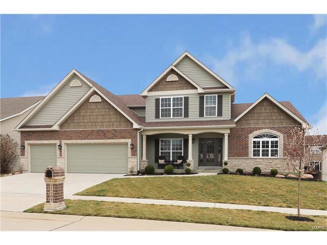 1267 Leighton Hollow, Dardenne Prairie, MO 63368