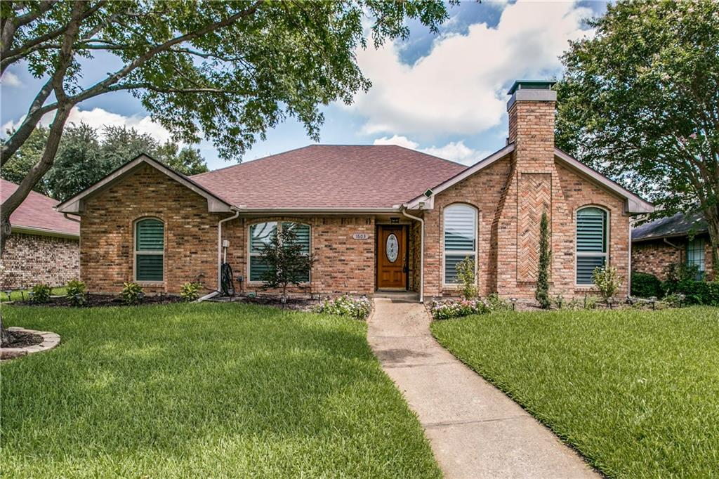 1603 Ginger Drive, Carrollton, TX 75007