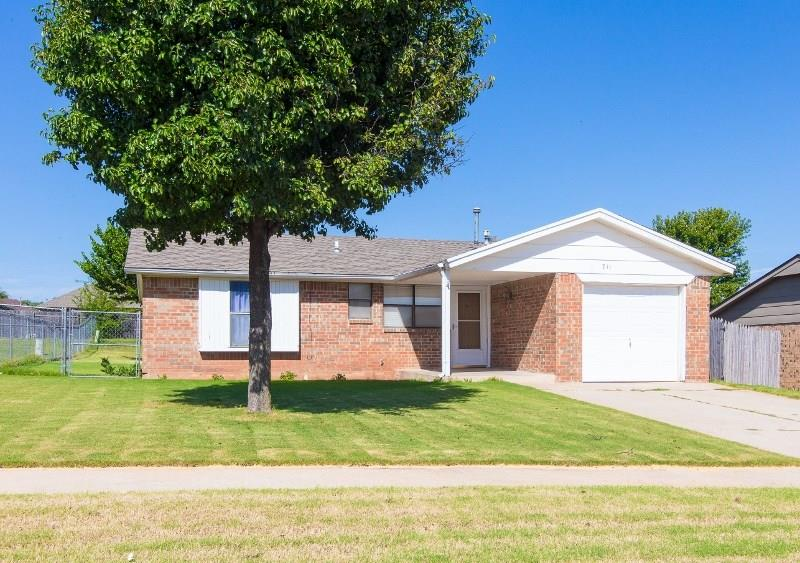 711 N Ramblin Oaks, Moore, OK 73160