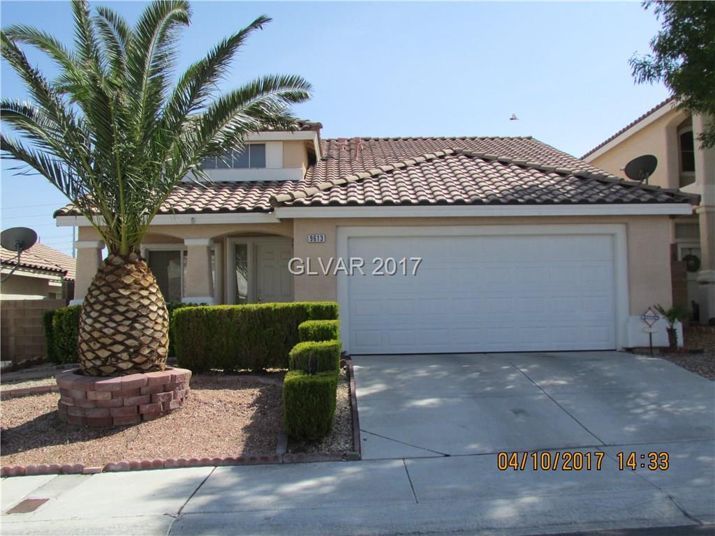 9613 STERLING RIDGE Avenue, Las Vegas, NV 89129