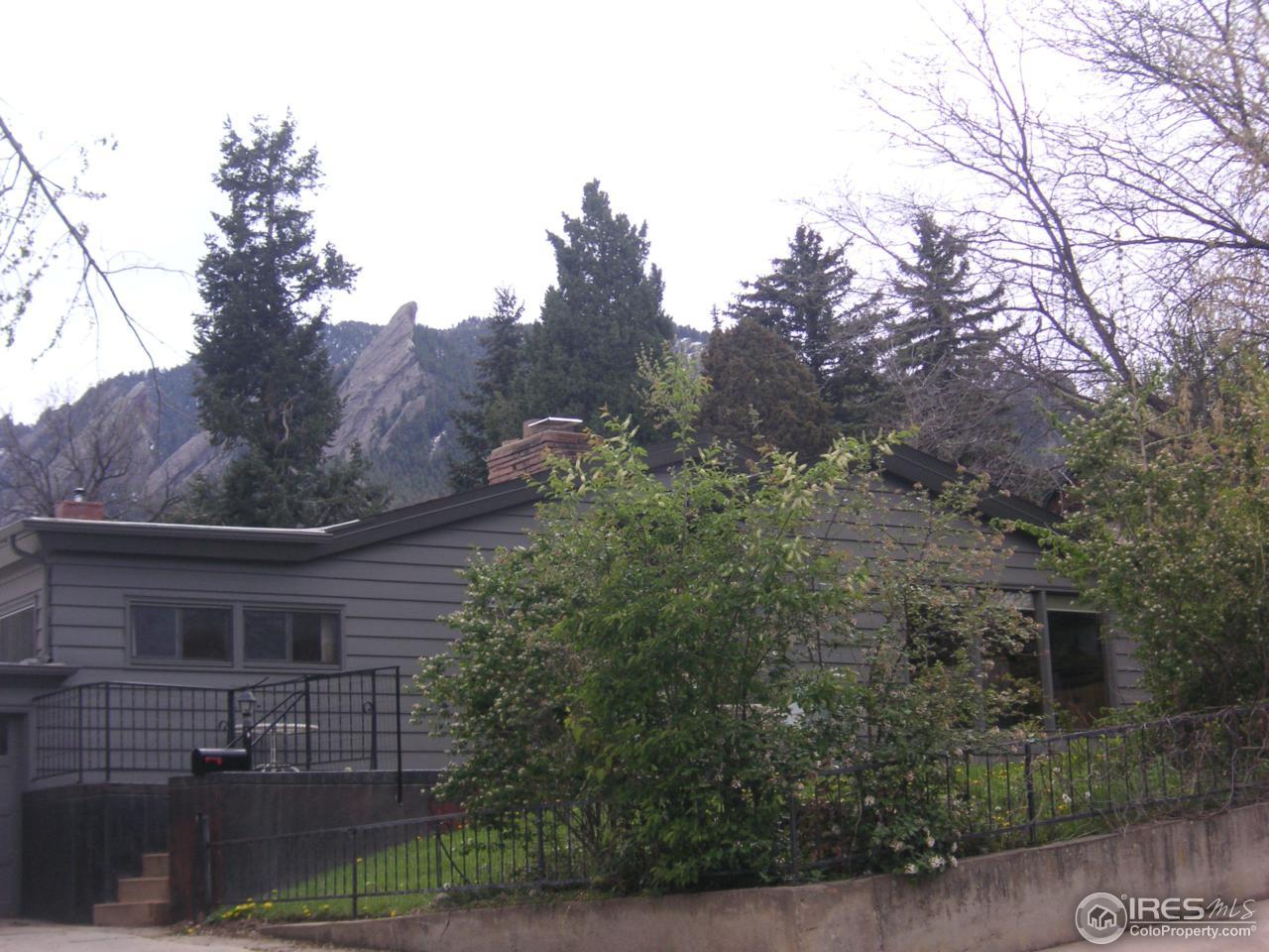 804 Euclid Ave, Boulder, CO 80302