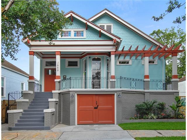 1669 N DORGENOIS Street, New Orleans, LA 70119