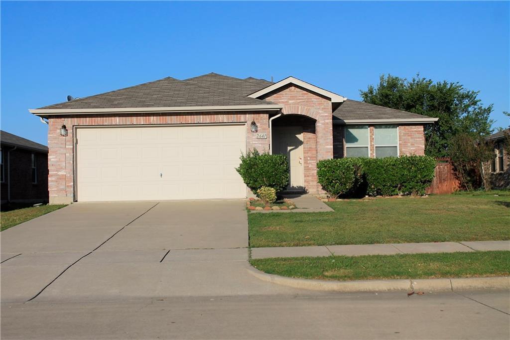 2641 S Wavecrest Court, Little Elm, TX 75068