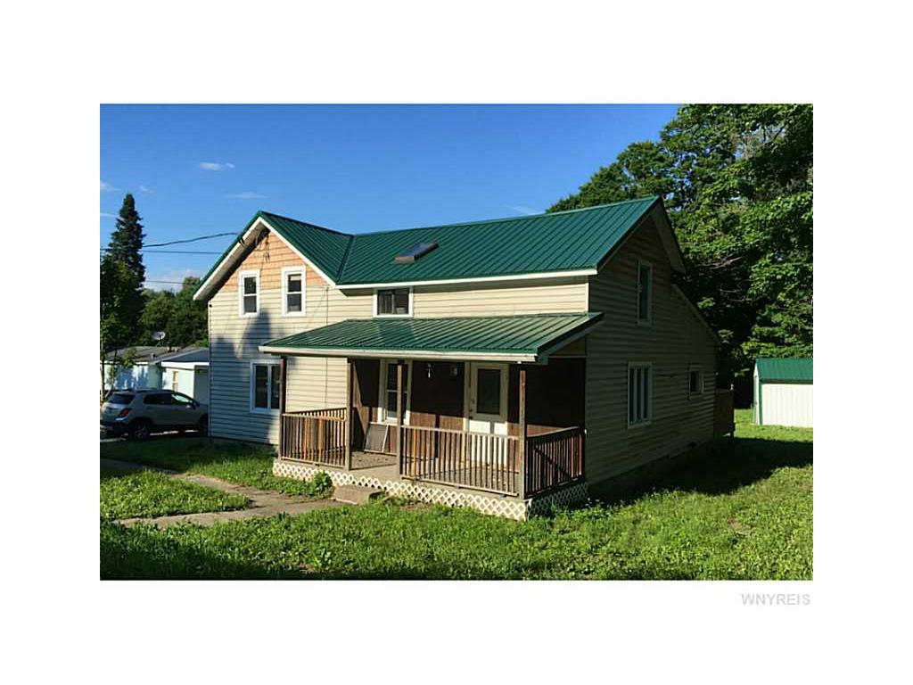 4013 Dutton Road, Gainesville, NY 14550