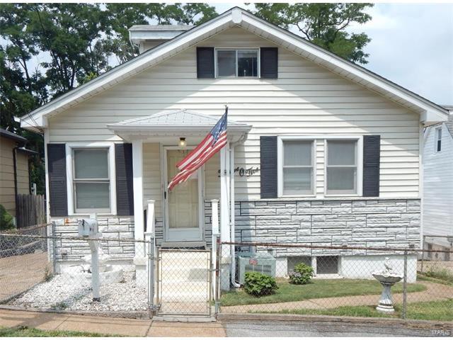 1205 Wachtel Ave., St Louis, MO 63125