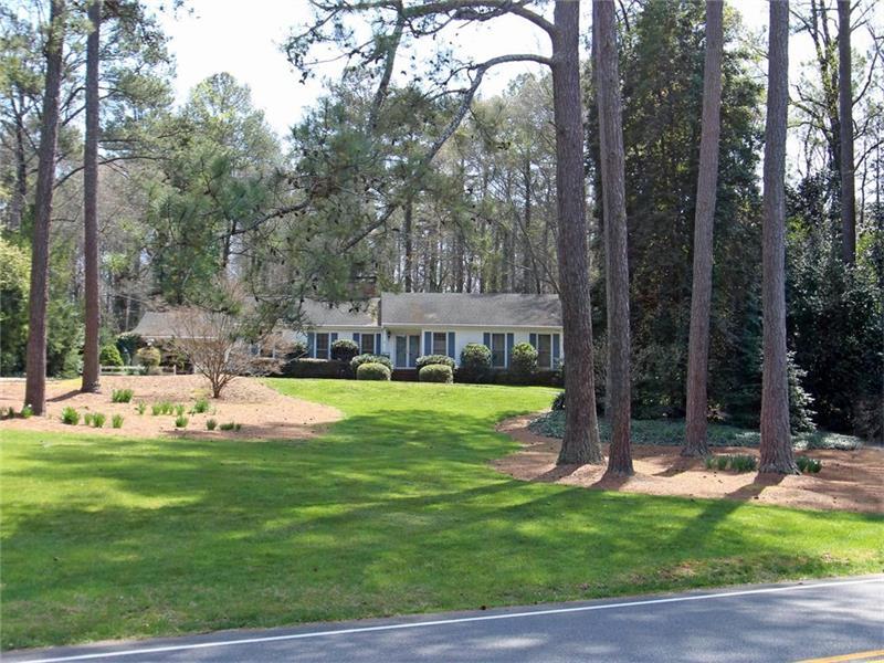 4715 Harris Trail, Atlanta, GA 30327