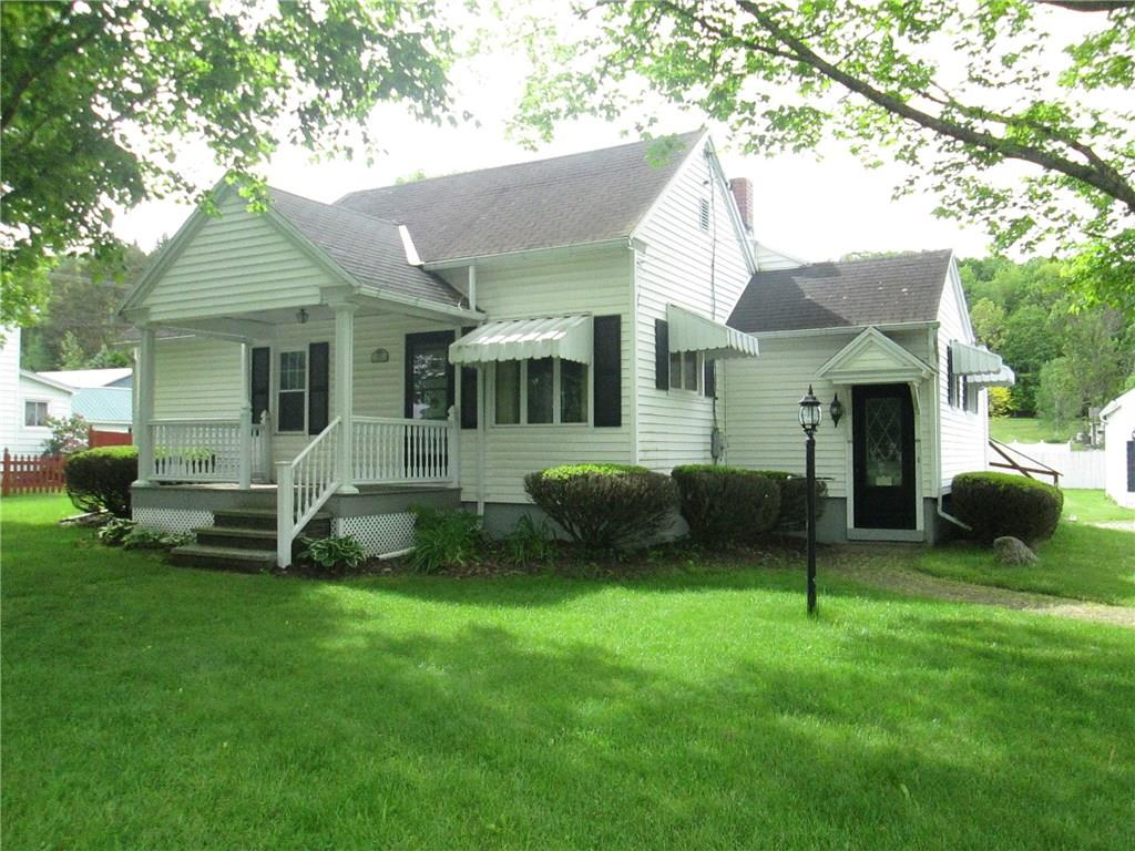 168 Trapping Brook Road, Wellsville, NY 14895