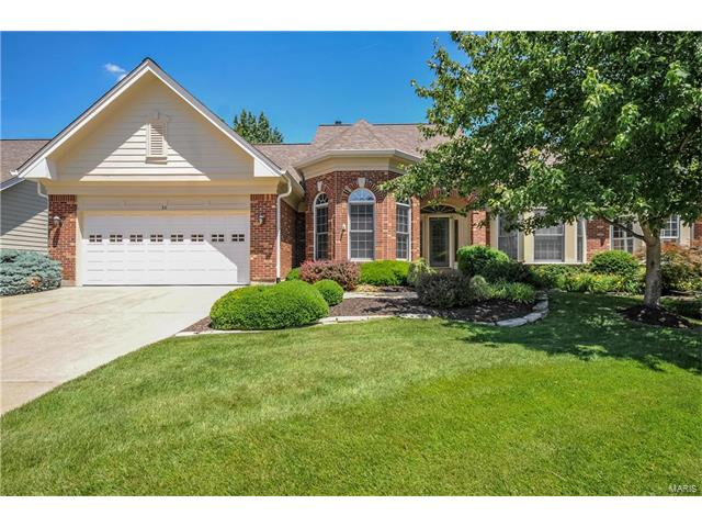 30 Picardy Hill Drive, Chesterfield, MO 63017