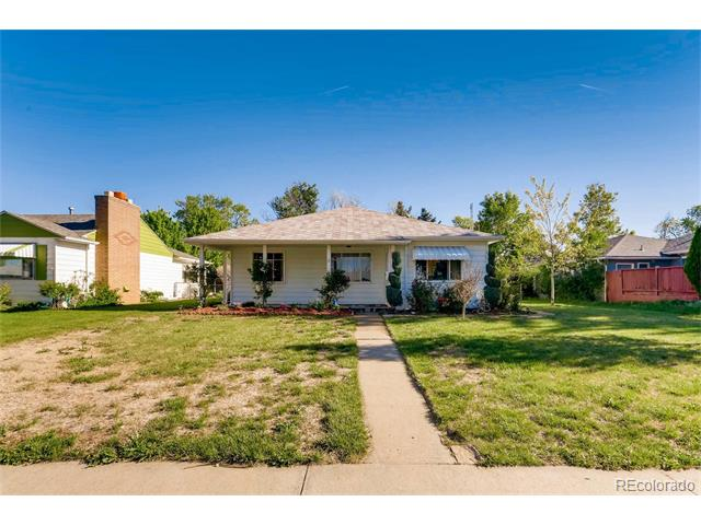 1727 W Tennessee Avenue, Denver, CO 80223
