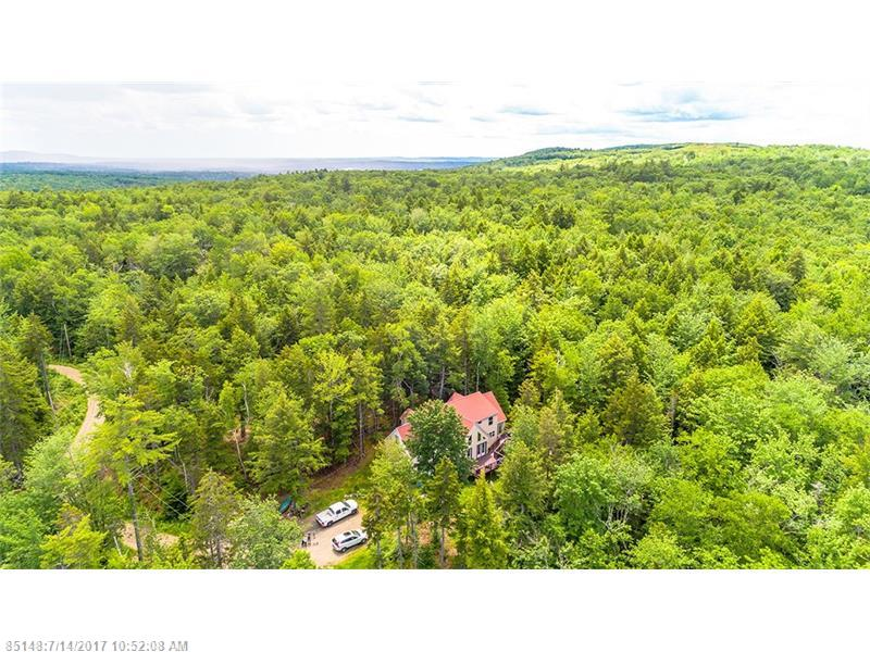 917 Hatchet Mountain RD , Hope, ME 04847