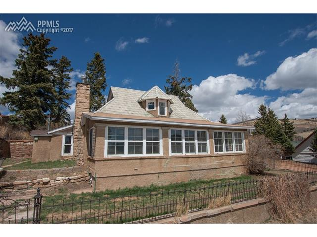 317 E Golden Avenue, Cripple Creek, CO 80813