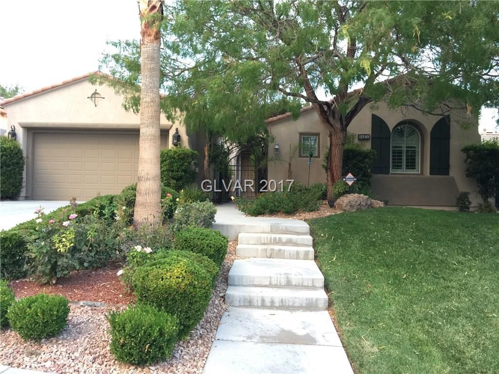 11540 SNOW CREEK Avenue, Las Vegas, NV 89135
