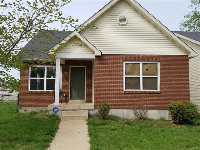 2349 Hebert Street, St Louis, MO 63107