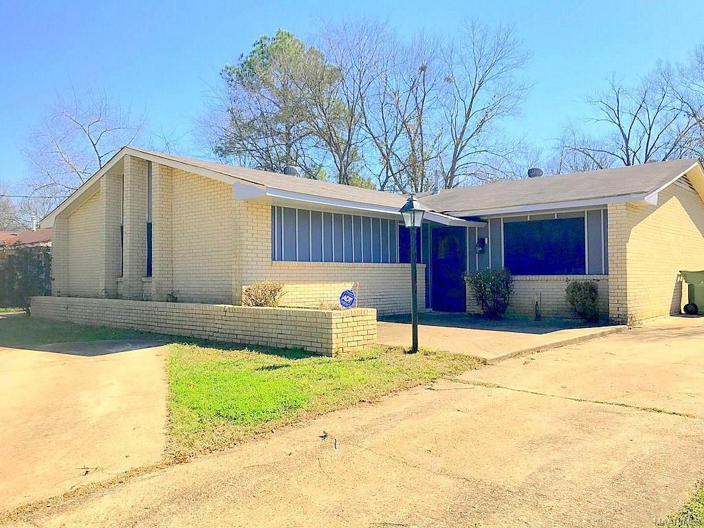 4512 Ray Drive, Montgomery, AL 36109