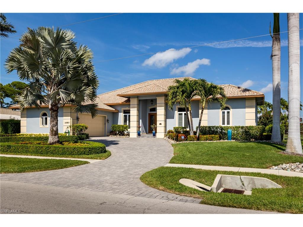 1480 Jamaica RD, MARCO ISLAND, FL 34145