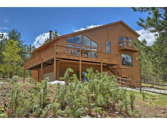 1732 Vigilante Avenue, Bailey, CO 80421