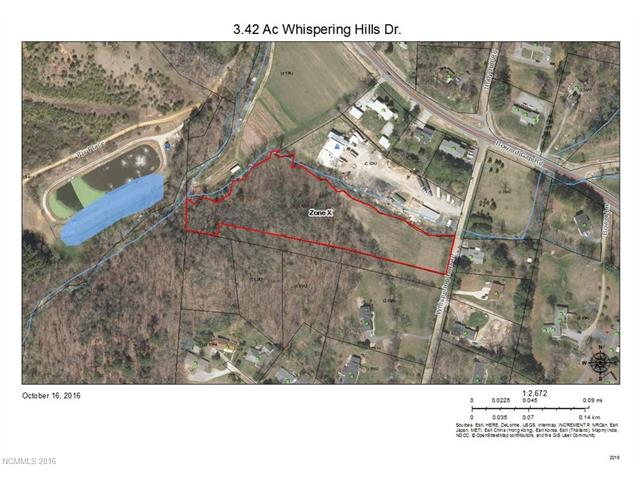 3.42 acre level building lot between Hendersonville & Fletcher, close to Park Ridge Hospital. Only 15 minutes to downtown Hendersonville, close to shopping, schools with easy access to I-26.