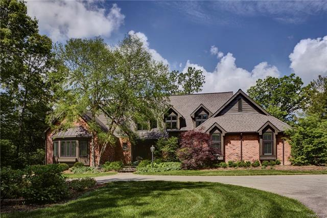 6580 BLOOMFIELD LN, West Bloomfield Twp, MI 48322