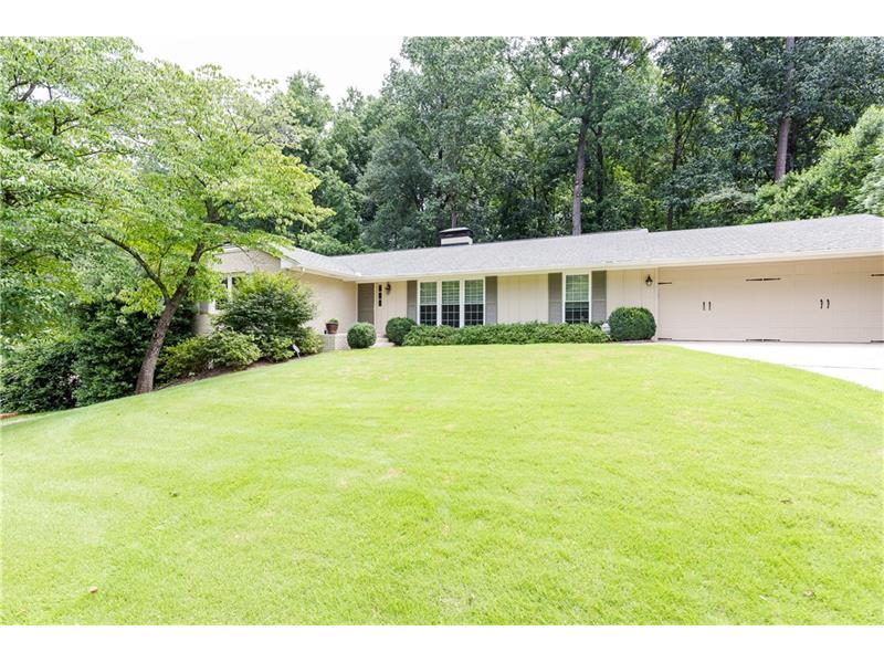 4371 NE Tree Haven Drive, Atlanta, GA 30342