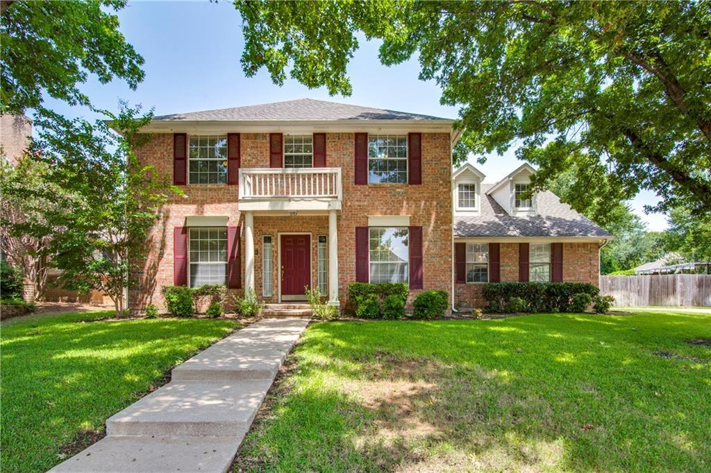 2809 Wateridge Court, Grapevine, TX 76051