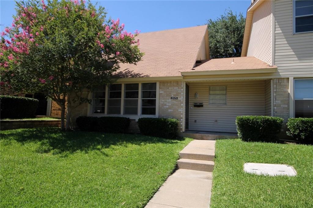 2025 Clubridge Drive, Carrollton, TX 75006
