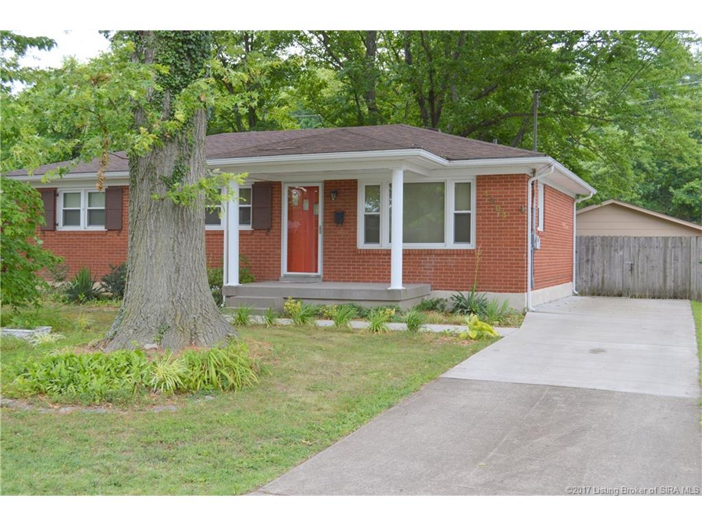 4904 Darnton Lane, Louisville, KY 40216