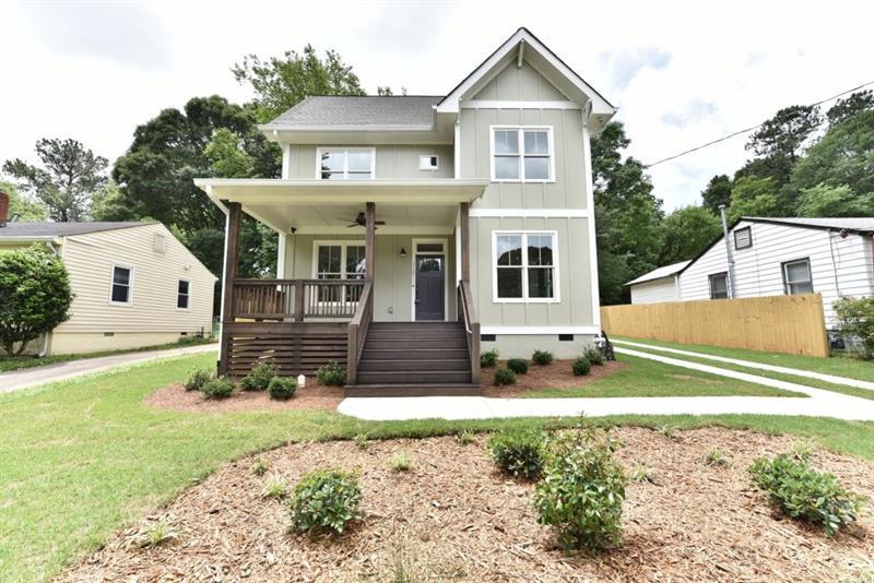 1727 Cecile Avenue, Atlanta, GA 30316