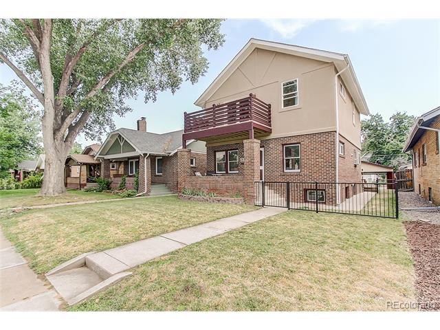 538 S Clarkson Street, Denver, CO 80209