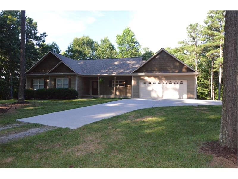 199 SE Wilderness Camp Road, White, GA 30184