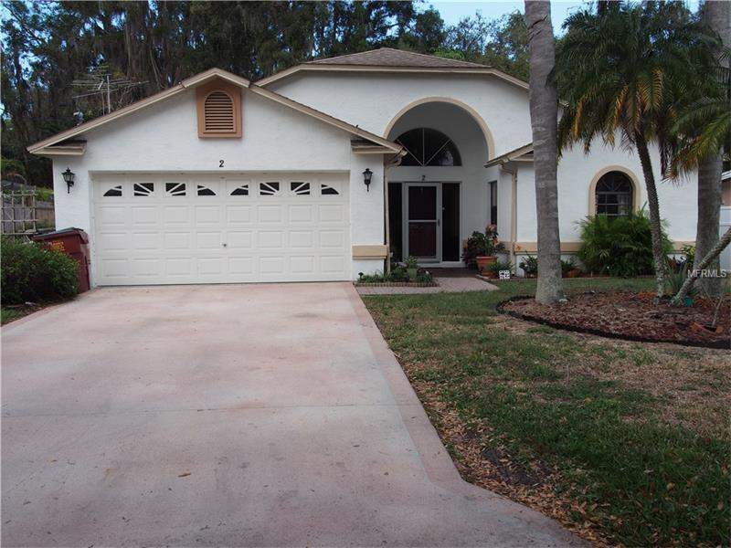 2 FRESHWATER DRIVE, PALM HARBOR, FL 34684