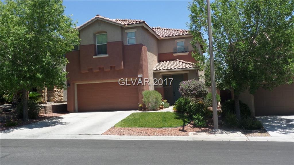 756 LA TOSCA Street, Las Vegas, NV 89138