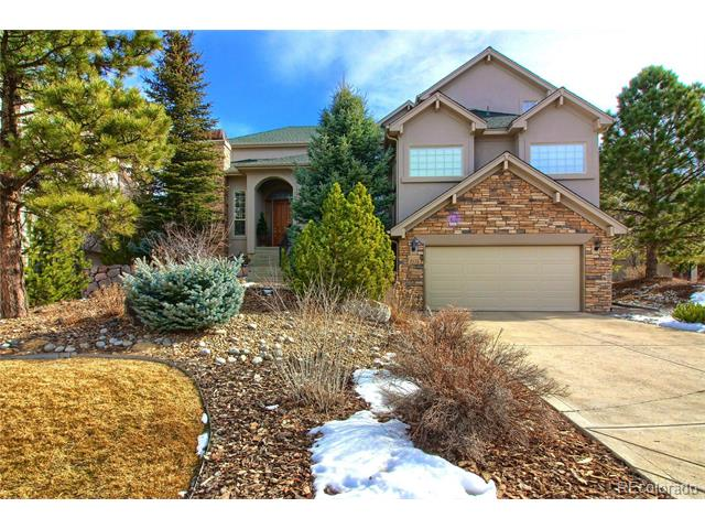 7116 Forest Ridge Circle, Castle Pines, CO 80108