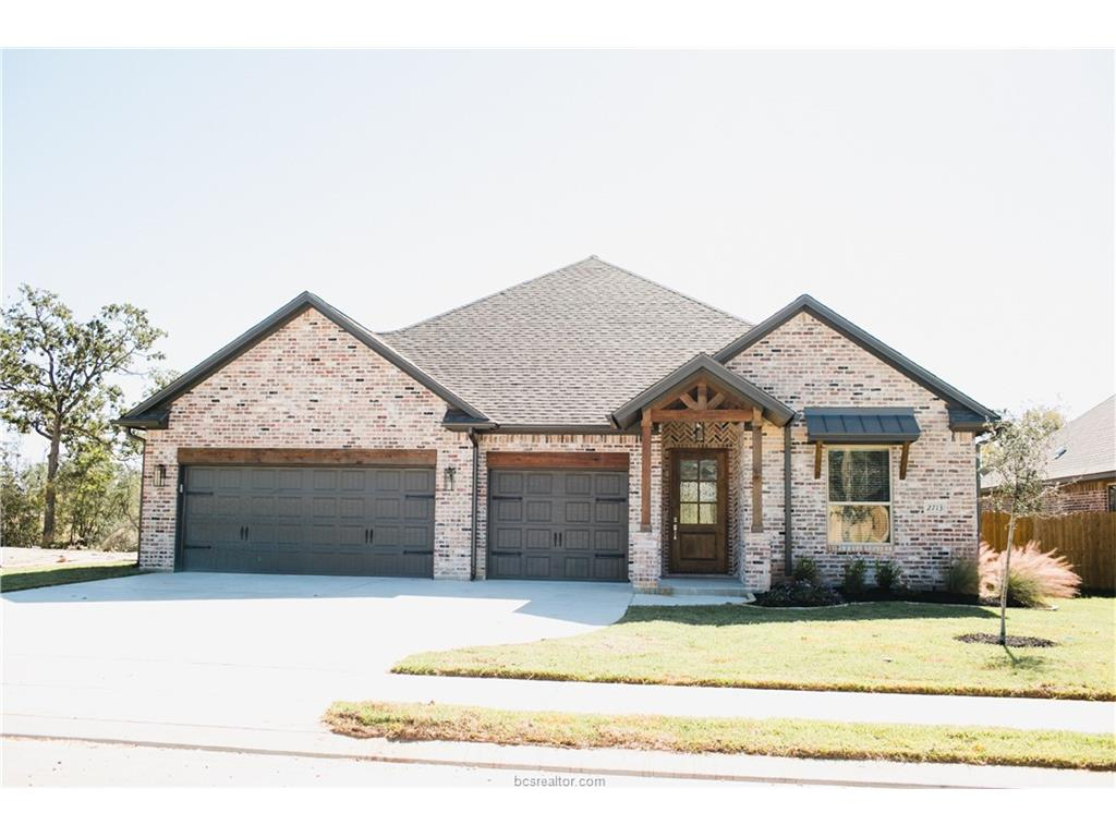 2713 Wolveshire Lane, College Station, TX 77845