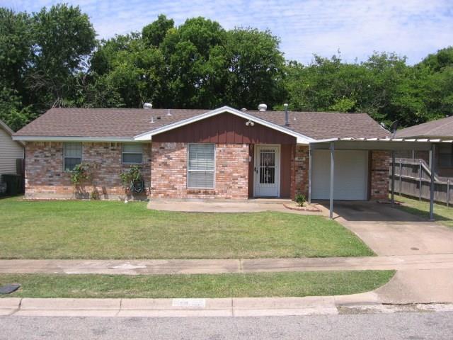 520 Hillside Drive, Sherman, TX 75090