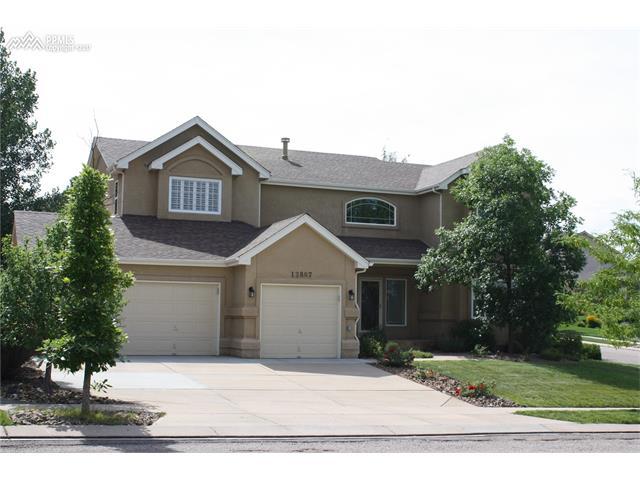 12807 Rockbridge Circle, Colorado Springs, CO 80921