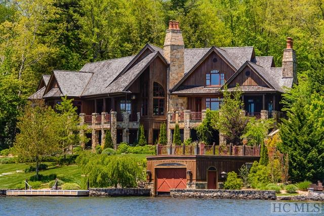 41 Chimney Point, Lake Toxaway, NC 28747