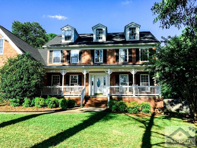 1170 Twin Lakes Road, Athens, GA 30606