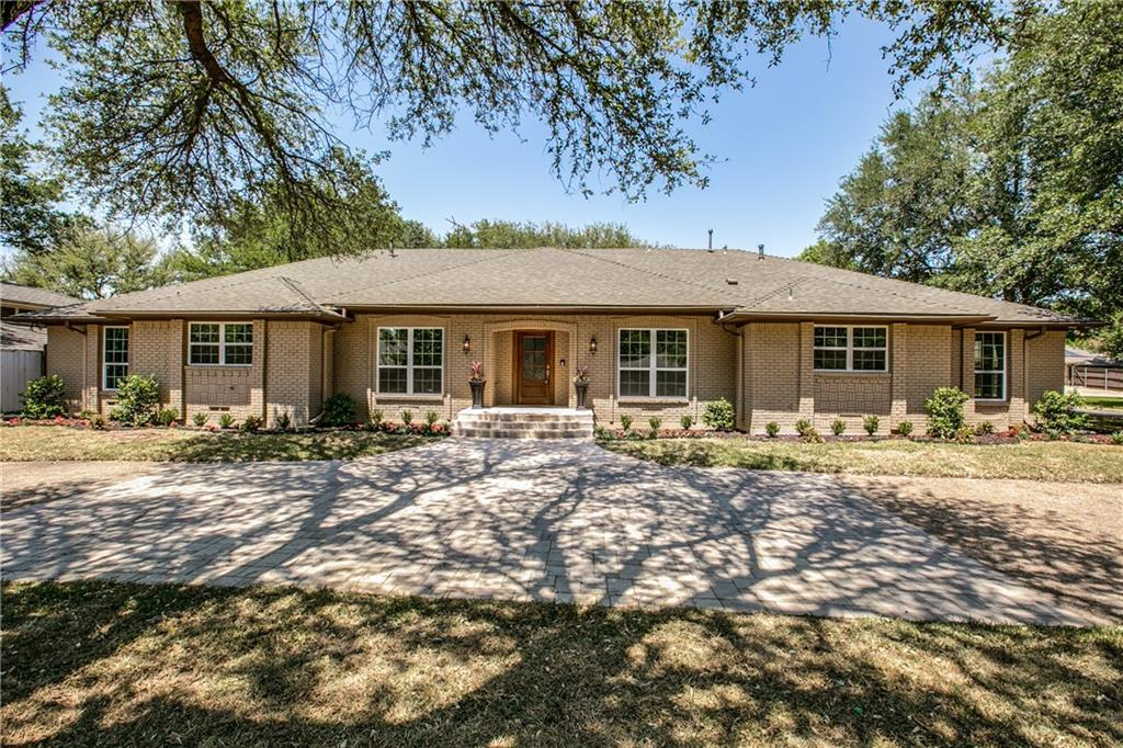 6229 Stonehill Drive, Dallas, TX 75254