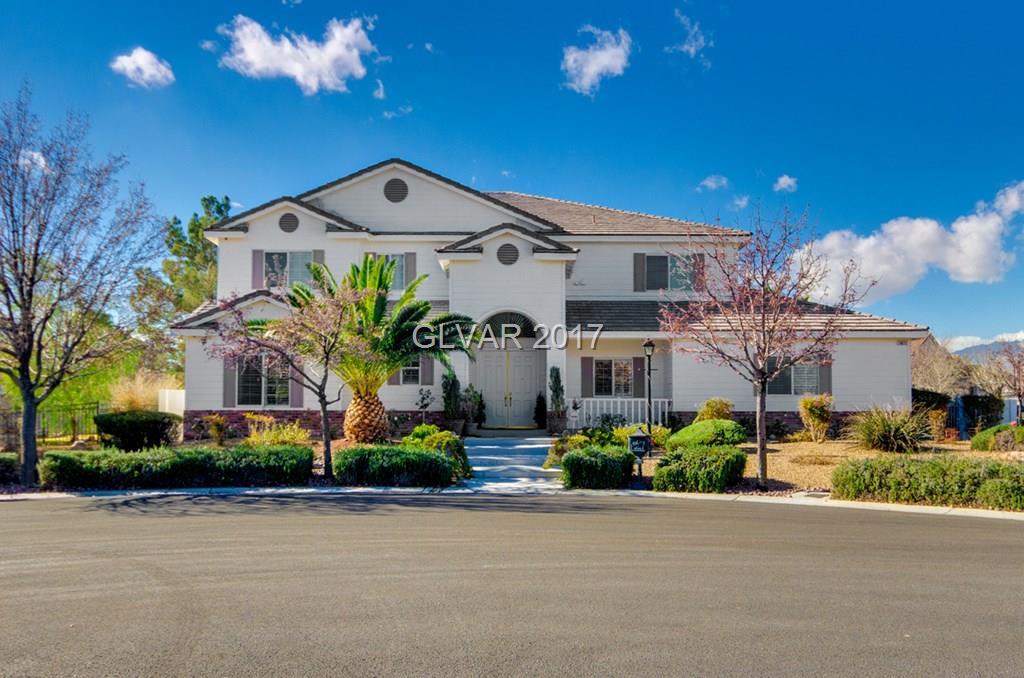 7611 LEYBOURNE Court, Las Vegas, NV 89131