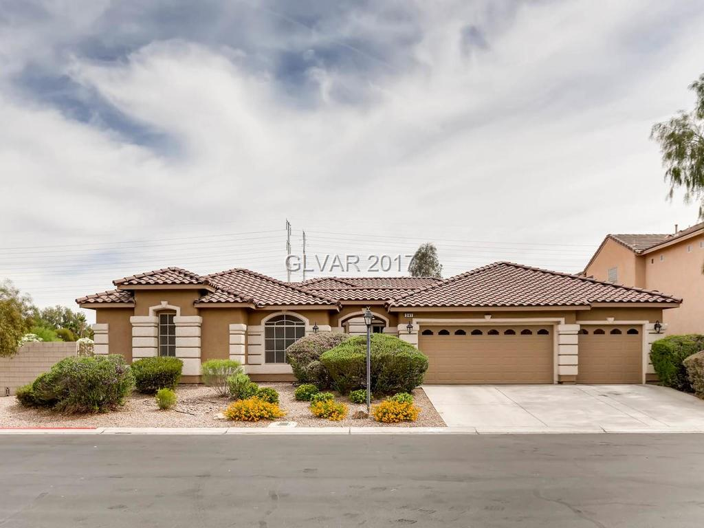 341 BRABANT Avenue, Las Vegas, NV 89183