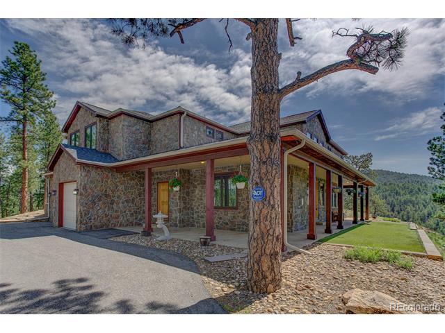 25633 Roxana Point Drive, Evergreen, CO 80439
