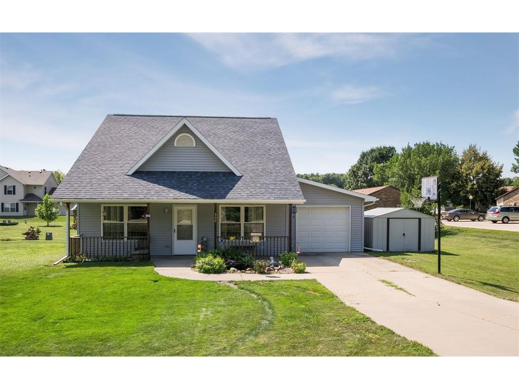 337 Marion Road S, Central City, IA 52214