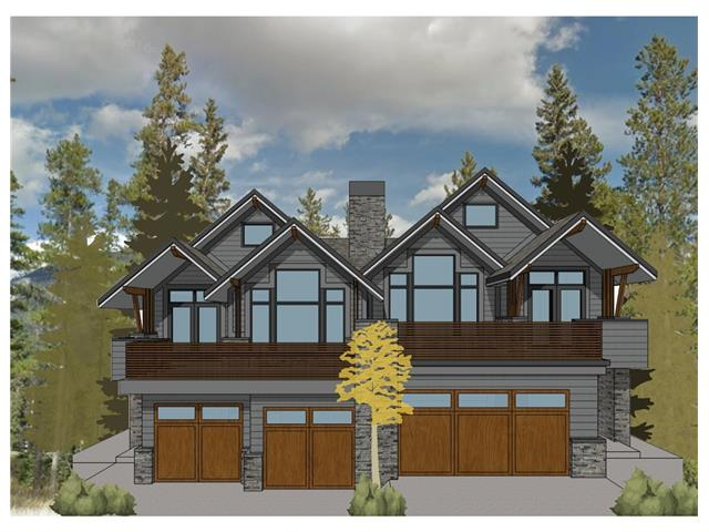 422 Stewart Creek Close, Canmore, AB T1W 2J2