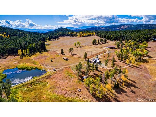 12240 S Ridge Road, Conifer, CO 80433