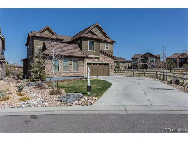 10662 Star Thistle Court, Highlands Ranch, CO 80126