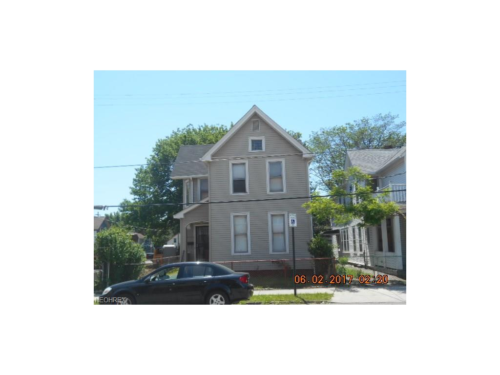 2162 W 29th St, Cleveland, OH 44113