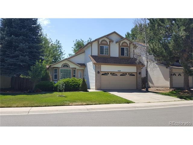 5469 S Jericho Way, Centennial, CO 80015