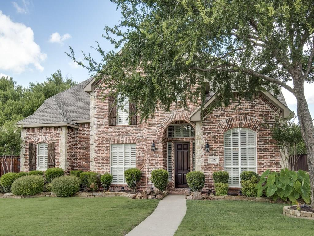 1195 Greenway Drive, Allen, TX 75013
