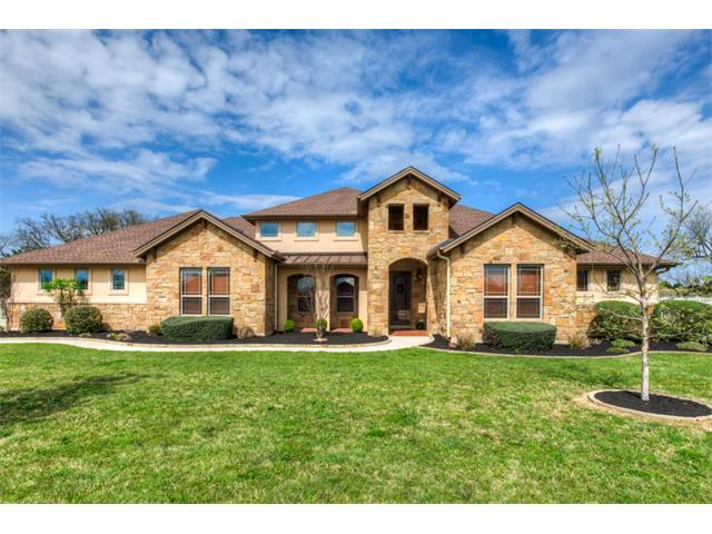 100 Wild Turkey Ct, Liberty Hill, TX 78642